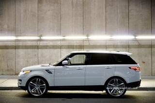 Used 2016 Land Rover Range Rover Sport V6 HSE for sale in Burnaby, BC