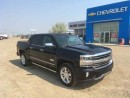 Used 2017 Chevrolet Silverado 1500 High Country 6.2L with High Desert Edition for sale in Shaunavon, SK