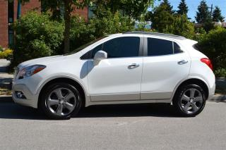 Used 2013 Buick Encore Convenience AWD for sale in Vancouver, BC