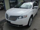 Used 2014 Lincoln MKX LOADED AWD 5 PASSENGER 3.7L - V6.. LEATHER.. HEATED/AC SEATS.. NAVIGATION.. DUAL SUNROOF.. BACK-UP CAMERA.. BLUETOOTH.. for sale in Bradford, ON