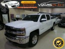Used 2016 Chevrolet Silverado 1500 1LT LT| CREW CAB| 4X4| 5.3L V8| TRUE NORTH EDITION for sale in Woodbridge, ON