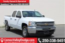 Used 2013 Chevrolet Silverado 1500 LT ONE OWNER, KEYLESS ENTRY, TOW PACKAGE, BEDLINER for sale in Courtenay, BC