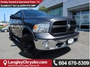 Used 2014 Dodge Ram 1500 SLT OUTDOORSMAN w/ SAFETY REAR CAMERA & BLUETOOTH for sale in Surrey, BC