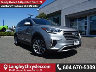 Used 2017 Hyundai Santa Fe XL Limited *ACCIDENT FREE*ONE OWNER*LOCAL BC CAR* for sale in Surrey, BC