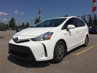 Used 2016 Toyota Prius V Base for sale in Brampton, ON