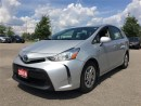 Used 2016 Toyota Prius V Base for sale in Brampton, ON