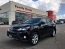 Used 2013 Toyota RAV4 Limited (A6) for sale in Brampton, ON