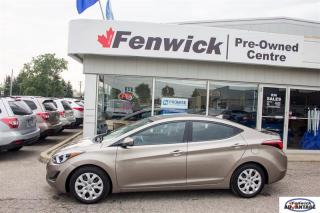 Used 2015 Hyundai Elantra GL at for sale in Sarnia, ON