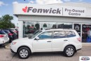 Used 2011 Subaru Forester 2.5X at for sale in Sarnia, ON