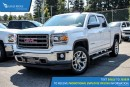 Used 2015 GMC Sierra 1500 SLT Navigation, Sunroof, and Heated Seats for sale in Port Coquitlam, BC