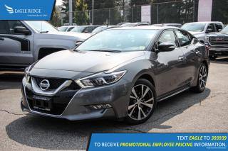 Used 2016 Nissan Maxima SV Navigation, Heated Seats, and Backup Camera for sale in Port Coquitlam, BC