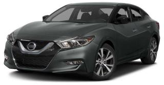 Used 2017 Nissan Maxima for sale in Port Coquitlam, BC