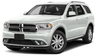 Used 2017 Dodge Durango GT for sale in Port Coquitlam, BC