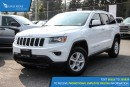 Used 2016 Jeep Grand Cherokee Laredo AM/FM Radio and Air Conditioning for sale in Port Coquitlam, BC