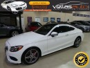 Used 2017 Mercedes-Benz C-Class C300| COUPE| 4MATIC| AMG SPORT for sale in Woodbridge, ON