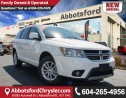 Used 2015 Dodge Journey SXT X-DEMO for sale in Abbotsford, BC