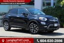 Used 2016 Fiat 500X Trekking LOW KM'S, ACCIDENT FREE! for sale in Surrey, BC