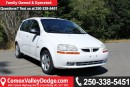 Used 2007 Pontiac Wave5 SE VALUE PRICED & SAFETY INSPECTION AVAILABLE UPON REQUEST for sale in Courtenay, BC