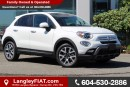 Used 2016 Fiat 500X Trekking LOW KM'S! NO ACCIDENTS for sale in Surrey, BC