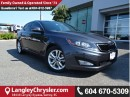 Used 2013 Kia Optima EX Turbo W/LEATHER INTERIOR & BACKUP CAMERA for sale in Surrey, BC