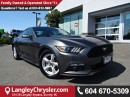 Used 2015 Ford Mustang V6 W/BLUETOOTH & HEATED STEERING for sale in Surrey, BC