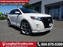 Used 2013 Ford Edge Sport W/ NAVIGATION, LEATHER INTERIOR & BACKUP CAMERA for sale in Surrey, BC