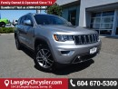 Used 2017 Jeep Grand Cherokee Limited w/Selec-Terrain system & Quadra-Trac II 4WD for sale in Surrey, BC