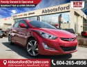 Used 2016 Hyundai Elantra GLS ACCIDENT FREE! for sale in Abbotsford, BC