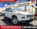 Used 2016 Jeep Cherokee North X-DEMO for sale in Abbotsford, BC