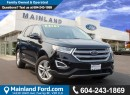 Used 2016 Ford Edge SEL LOCAL, NO ACCIDENTS for sale in Surrey, BC