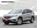 Used 2015 Honda CR-V LX Sold Pending Customer Pick Up...Back Up Camera, Heated Seats and more! for sale in Waterloo, ON