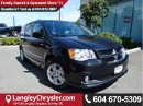 Used 2017 Dodge Grand Caravan Crew W/ LEATHER INTERIOR & 2ND ROW STOW'N GO for sale in Surrey, BC