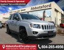 Used 2014 Jeep Compass Sport/North Accident Free w/ Heated Leather Seats for sale in Abbotsford, BC