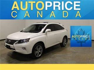 Used 2014 Lexus RX 350 NAVIGATION REAR CAM HEADS UP for sale in Mississauga, ON