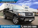 New 2017 Ford Expedition Max Platinum for sale in Surrey, BC