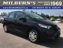 Used 2016 Honda Fit LX for sale in Guelph, ON