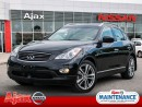 Used 2014 Infiniti QX50 Journey*Navigation*Accident Free for sale in Ajax, ON