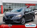 Used 2013 Nissan Sentra 1.8 SR*Navigation*Accident Free for sale in Ajax, ON