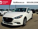 Used 2017 Mazda MAZDA3 Sport 4DR SEDAN for sale in Edmonton, AB