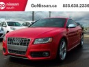 Used 2012 Audi S5 4.2 Premium 2dr All-wheel Drive quattro Coupe for sale in Edmonton, AB