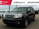 Used 2012 Honda Pilot NAVIGATION, DVD, LEATHER!! for sale in Edmonton, AB