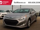 Used 2012 Hyundai Sonata Hybrid AUTO, AIR, BLUETOOTH!! for sale in Edmonton, AB