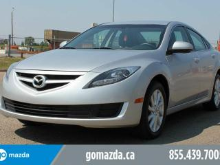 Used 2013 Mazda MAZDA6 GS ACCIDENT FREE LOCAL for sale in Edmonton, AB