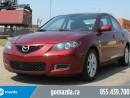 Used 2009 Mazda MAZDA3 GS Auto A/C Cruise Control for sale in Edmonton, AB