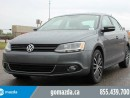 Used 2013 Volkswagen Jetta 2.5 Highline Leather Sunroof Low Km's Accident Free for sale in Edmonton, AB