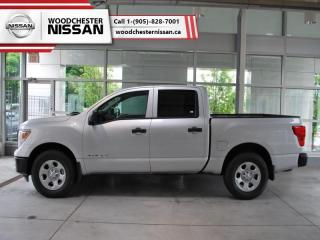 Used 2017 Nissan Titan S  - $222.56 B/W - Low Mileage for sale in Mississauga, ON