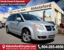Used 2010 Dodge Grand Caravan SE 4.0L w/ Stow & Go, and Power Window Group for sale in Abbotsford, BC