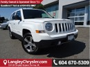 Used 2016 Jeep Patriot W/LEATHER INTERIOR, SUNROOF & BLUETOOTH for sale in Surrey, BC