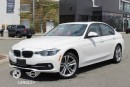 Used 2017 BMW 328 d xDrive Sedan Sport Line, Premium and Smartphone Connectivity Packages! for sale in Langley, BC