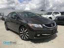 Used 2013 Honda Civic Sdn Touring A/T No Accident Local Bluetooth USB AUX Sunroof Leather Navi Cruise Control TCS ABS for sale in Port Moody, BC